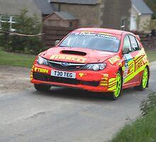 Jim Clark Rally 10 by Tasha  Blackmore