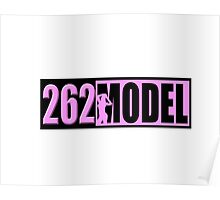 DJ 262 Models logo Poster