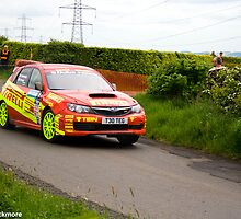 Jim Clark Rally 10 by Tasha  Blackmore