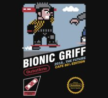Bionic Griff Kids Clothes