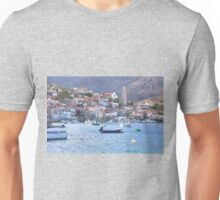 The busy bay Unisex T-Shirt