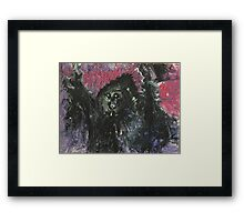 Dark Conjurings Framed Print