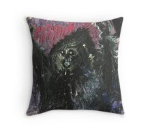Dark Conjurings Throw Pillow
