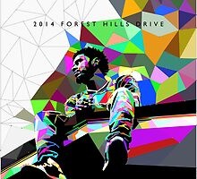ForestHillsPop_J.Cole  by throwback