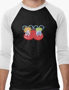 karbonkel luv <3 Men's Baseball ¾ T-Shirt