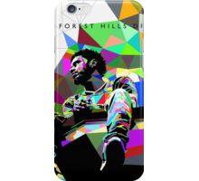 ForestHillsPop_J.Cole  iPhone Case/Skin