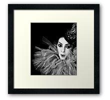 Send In The Clowns: Framed Print
