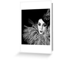 Send In The Clowns: Greeting Card