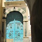 Tunisian door II by Jamie Alexander