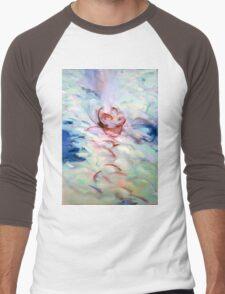 Gethsemane, Mt 26:42 (Calices) Men's Baseball ¾ T-Shirt