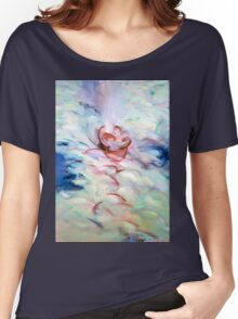 Gethsemane, Mt 26:42 (Calices) Women's Relaxed Fit T-Shirt