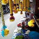 Flowers Anyone? by Mili Wijeratne