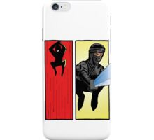 Sneak Attack! iPhone Case/Skin