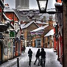 A Winter Scene by KChisnall