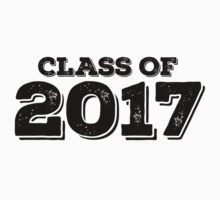 Class of 2017 Kids Clothes