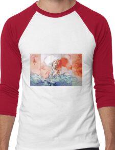 CODEX: Speculum Amoris I Men's Baseball ¾ T-Shirt