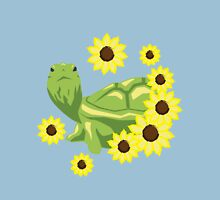Sunflower Turtle Unisex T-Shirt