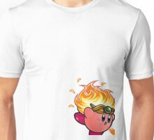 kirby fire power Unisex T-Shirt