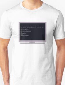 Geek Tee Me: Text Adventure Win T-Shirt