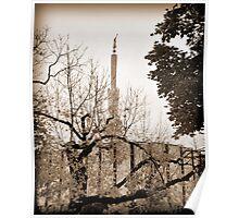 Ogden LDS Temple Poster