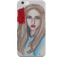 The Summer Elf iPhone Case/Skin