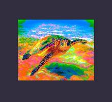 Rainbow Sea Turtle Unisex T-Shirt