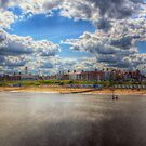 Southwold Seafront by Nigel Bangert