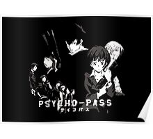 PSYCHO - PASS Poster