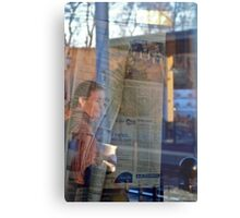 Reflections Of Thanksgiving Week - Series - #3 Metal Print