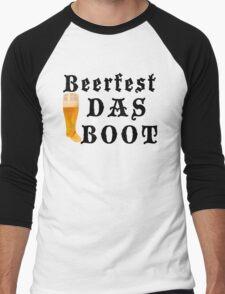 """Beerfest """"DAS BOOT"""" Men's Baseball ¾ T-Shirt"""
