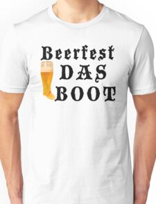 "Beerfest ""DAS BOOT"" Unisex T-Shirt"