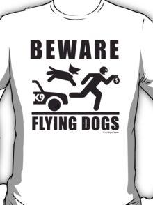 Flying Dogs K9 Pictogram T-Shirt