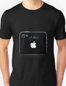 i love iPhone T-Shirt