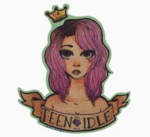 Teen Teen Idle by -SALAXIS-