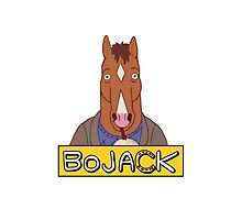 Bojack by luxuryoven