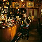 Interior of Ship Inn, Seahouses, Northumberland, UK, 1980´s by David A. L. Davies