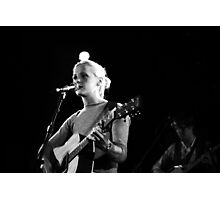 Laura Marling Photographic Print