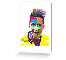 Marco Reus WPAP Greeting Card
