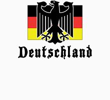 Deutschland Womens Fitted T-Shirt