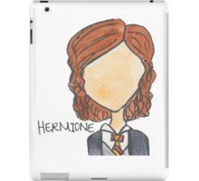 Hermione Granger iPad Case/Skin