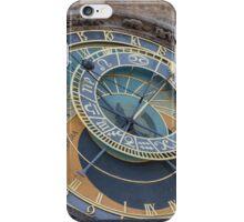 Prague's Astronomical Clock - Prague, Czech Republic iPhone Case/Skin