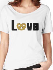 Love Pretzels Women's Relaxed Fit T-Shirt