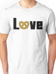 Love Pretzels Unisex T-Shirt