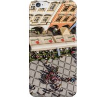 Prague's Old Town Square iPhone Case/Skin