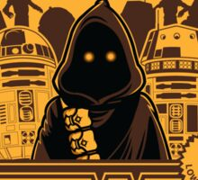 Jawa Droid Sales Sticker