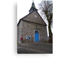 Postbox for the Pope  Canvas Print