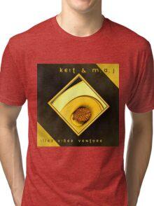 ILLEZ VIBES VENTURE Tri-blend T-Shirt