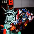 Lady Liberty, Moonlighting by pmreed