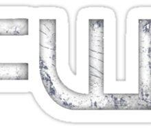 Future War Cult Faction | Destiny Sticker