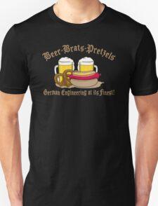 Funny German Engineering Unisex T-Shirt
